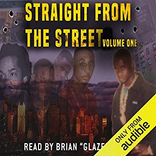 Straight from the Street audiobook cover art