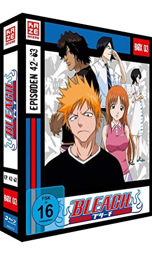 Bleach TV Serie - Box 3 - [Blu-ray]