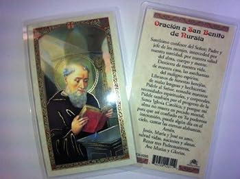 Best san benito prayer in spanish Reviews