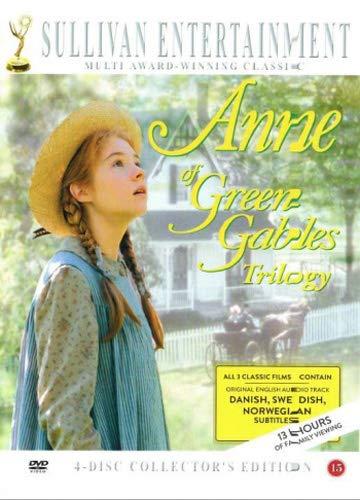 Anne of Green Gables Collection - 4-DVD Set ( Anne of Green Gables / Anne of Green Gables: The Sequel (Anne of Avonlea) / Anne of Green Gables: The Cont [ NON-USA FORMAT, PAL, Reg.0 Import - Denmark ]