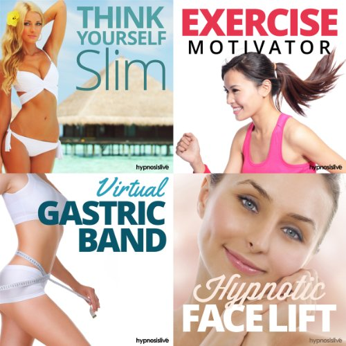 Look Great with Hypnosis Bundle     Become a More Attractive Person, with Hypnosis              By:                                                                                                                                 Hypnosis Live                               Narrated by:                                                                                                                                 Hypnosis Live                      Length: 2 hrs and 41 mins     3 ratings     Overall 3.7