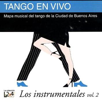 Tango en Vivo - Quintuple - Los Instrumentales Vol 2