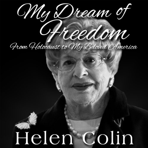 My Dream of Freedom audiobook cover art