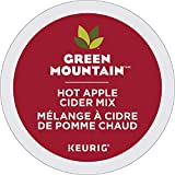 Green Mountain Hot Apple Cider single serve capsules for Keurig K-Cup pod...