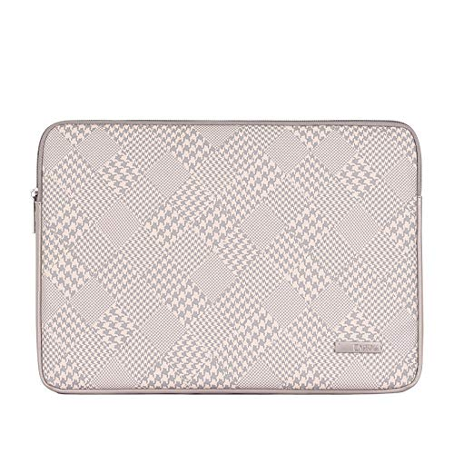 Laptop sleeve Pu Leather Laptop Sleeve Bag 11 12 13.3 14 15.6 Inch Laptop Bag Case For Macbook Notebook Sleeve Cover Fashion laptop bag (Color : 08, Size : 15-15.6 inch)