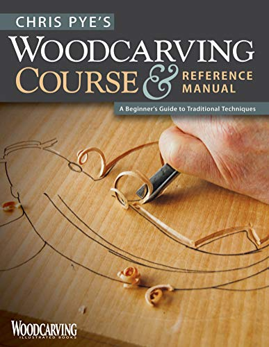 Compare Textbook Prices for Chris Pye's Woodcarving Course & Reference Manual: A Beginner's Guide to Traditional Techniques Fox Chapel Publishing Relief Carving and In-the-Round Step-by-Step Woodcarving Illustrated Books First Edition ISBN 0858924001845 by Pye, Chris
