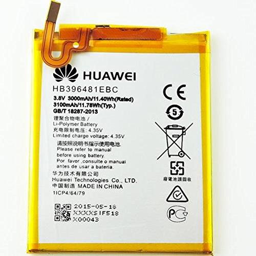 Batteria per Huawei Honor 5X Honor 6 LTE HB396481EBC Y6 II CAM-L21 G8 Compatibile BOMAItalia