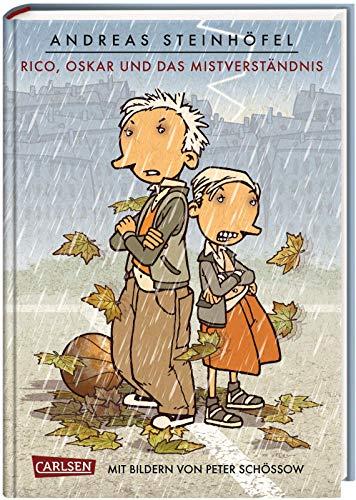 Rico, Oskar und das Mistverständnis (Rico und Oskar 5): Der fünfte Band der Bestsellerserie! Für alle Kinder und Erwachsenen ab 10