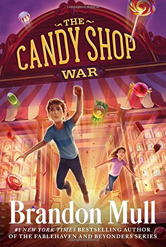 The Candy Shop War (Volume 1)