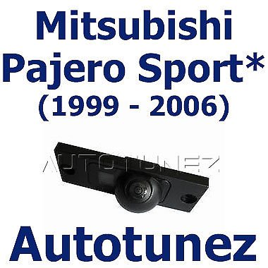 TUNEZ® Caméra de recul pour voiture compatible avec Mitsubishi Pajero Shogun Sport