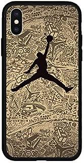 1 piece Brand NEW DS2 Dsquared ICON Maple Jordan AIR Soft Case for iPhone 7Plus 8Plus 7 8 Plus X Xs Max XR 5s SE 6 6s Plus Phone Cover