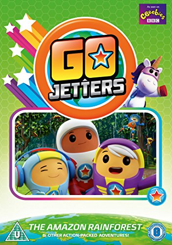 Go Jetters - The Amazon Rainforest and Other Adventures [UK Import]