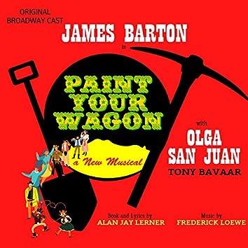 Paint Your Wagon (Original Broadway Cast)