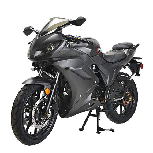 X-PRO assembled 125cc Motorcycle Adult Motorcycle Gas Motorcycle Dirt Motorcycle Street Bike Motorcycle Bike