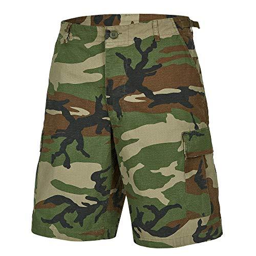 Urbandreamz US Army Ranger Shorts Woodland - XXL -