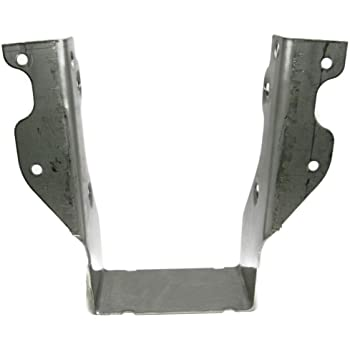 QTY 1 316 Stainless Steel Joist Hangers JUS24 LUS24 Deck Framing 2 x 4 Single