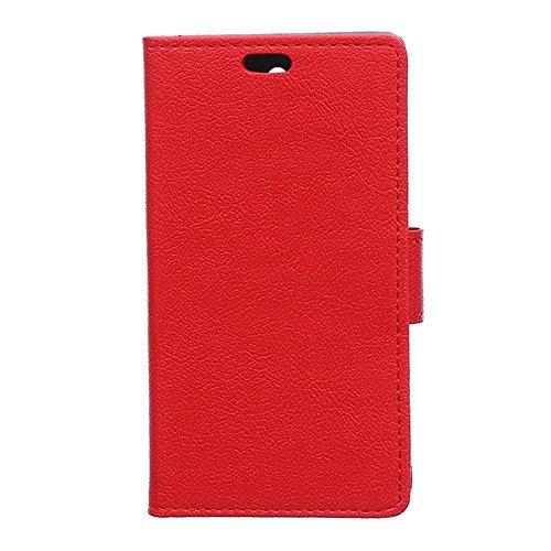 KATUMO®Protettiva Cuoio Wallet Case Custodia in Pelle Compatibile con Huawei Mate 8 Portafoglio Guscio Caso Casi con Magnetica Chiusura Funzione