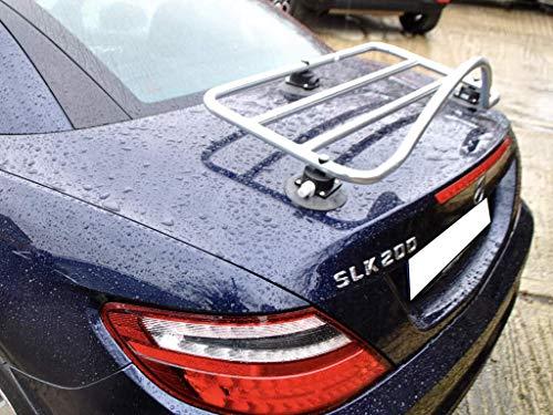 Mercedes SLK R172 Luggage Rack Revo Rack PA Unique Design, No Clamps No Straps No Brackets No Paint Damage