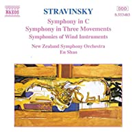 Symphony in C / Symphony in 3 Movements