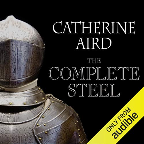 The Complete Steel audiobook cover art