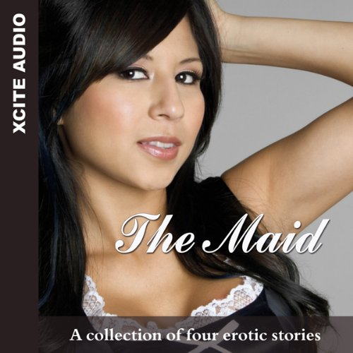 The Maid audiobook cover art