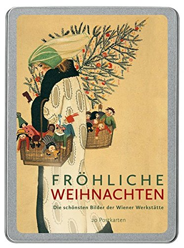 Fröhliche Weihnachten: Die schönsten Bilder der Wiener Werkstätte