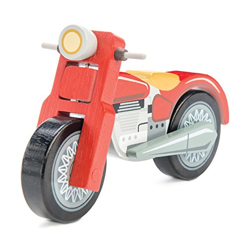 Le Toy Van Holz-Motorrad