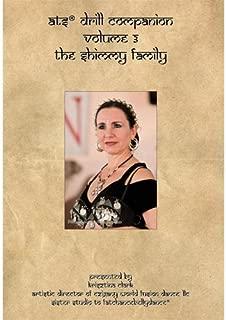 ATS (American Tribal Style) Drill Companion - Volume 3: The Shimmy Family - Krisztina Clark - DVD