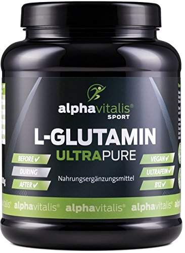 Holt Nutrition -  L-Glutamin Pulver
