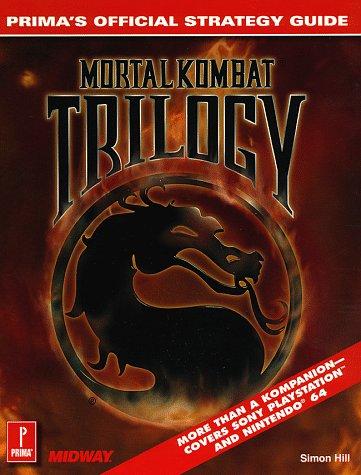 Mortal Kombat Trilogy: Official Game Secrets