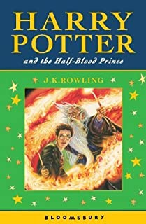 Harry Potter and the Half-Blood Prince by Rowling. J. K. ( 2009 ) Paperback