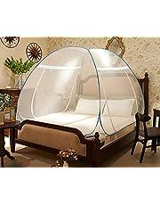 ناموسية سرير قابلة للطي للوقاية من الناموس والحشرات مقاس مزدوج 150*200 سم