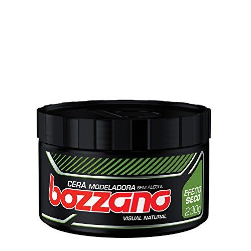Cera Modeladora Bozzano Efeito Seco 230g, Bozzano