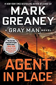 Agent in Place (Gray Man Book 7)