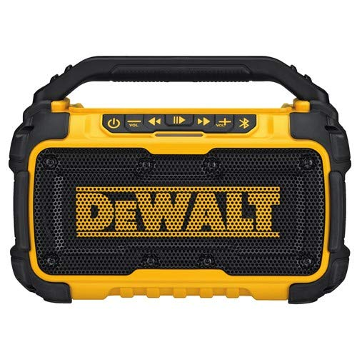 DEWALT DCR010 Bluetooth Jobsite Speaker