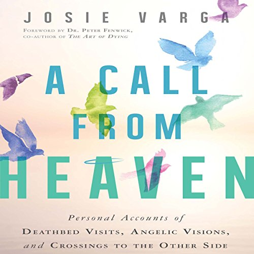 A Call from Heaven audiobook cover art