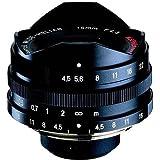 VoightLander 単焦点広角レンズ Super Wide Heliar 15mm F4.5 Aspherical ブラック 15mm F4.5 BK