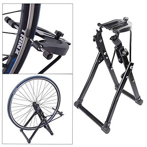 "PROMOTOR Wheel Truing Stand Bicycle Bike Repair Stand fits 16"" - 29"" 700C US"