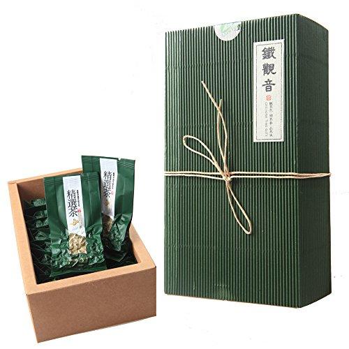 Luxtea Chinese Top10 Famous Tea – Anxi Tie Guan Yin / Iron Mercy Goddess /...