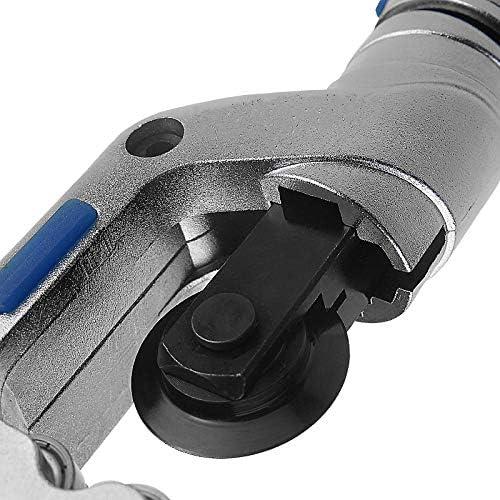 Rohrschneider-4-32 mm//5-50 mm Kugellager Rohrschneider Rohrschneidwerkzeug f/ür Kupfer-Aluminium-Edelstahl 5-50MM