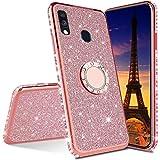 COTDINFOR Huawei Y7 Prime 2019 Case Glitter Diamond Shining