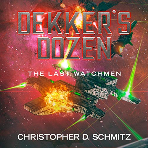 Dekker's Dozen Audiobook By Christopher D Schmitz cover art