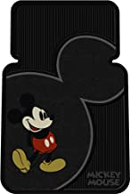Plasticolor Vintage Mickey Mouse Universal-Fit Molded Front Floor Mats - Set of 2