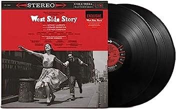 West Side Story [Original Broadway Cast Recording] - Exclusive Limited Edition Black Colored 2x Vinyl LP