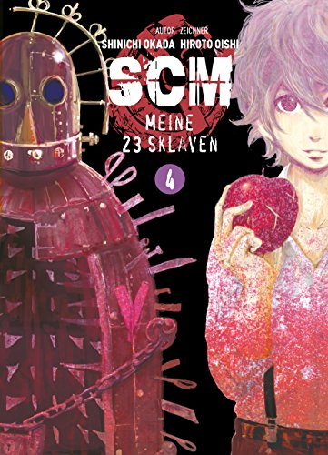 SCM - Meine 23 Sklaven, Band 4 (German Edition)