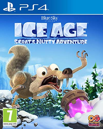 Ice Age: Scrat's Nutty Adventure (PlayStation 4) [