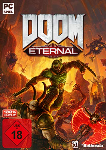 DOOM Eternal inkl. Metal Plate (Exkl. bei Amazon) [PC]