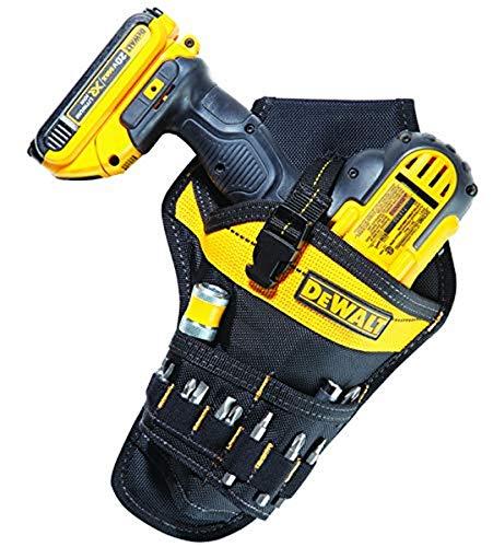 DEWALT DG5120 Heavy-duty Drill Holster Now $15.48 (Was $29.95)