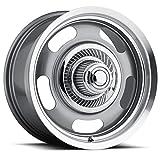 20' Inch Vision 4 Wheels Rims 55 Rally 20X9.5 5x4.5 0mm Gunmetal/Machined