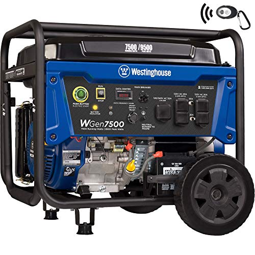 this Westinghouse model comes in #2 on our best home generator list